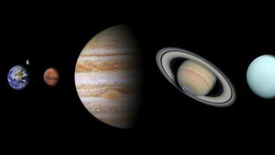 Jupiter Saturn Great conjunction – 1.12.2020