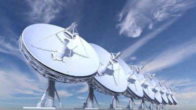 New Super Telescope: Square Kilometre Array (SKA)